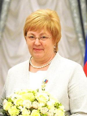 Герой Труда, Заслуженный учитель России Людмила Корнилова проведет открытый урок для школьников региона