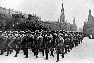 5 декабря – 75 лет со дня начала контрнаступления советских войск в битве за Москву