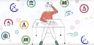 Рособрнадзор подготовил серию анимированных видеороликов о ЕГЭ-2018