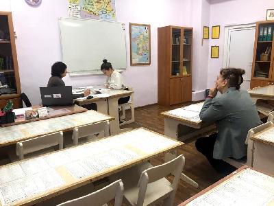 Девятиклассники региона апробировали итоговое устное собеседование по русскому языку